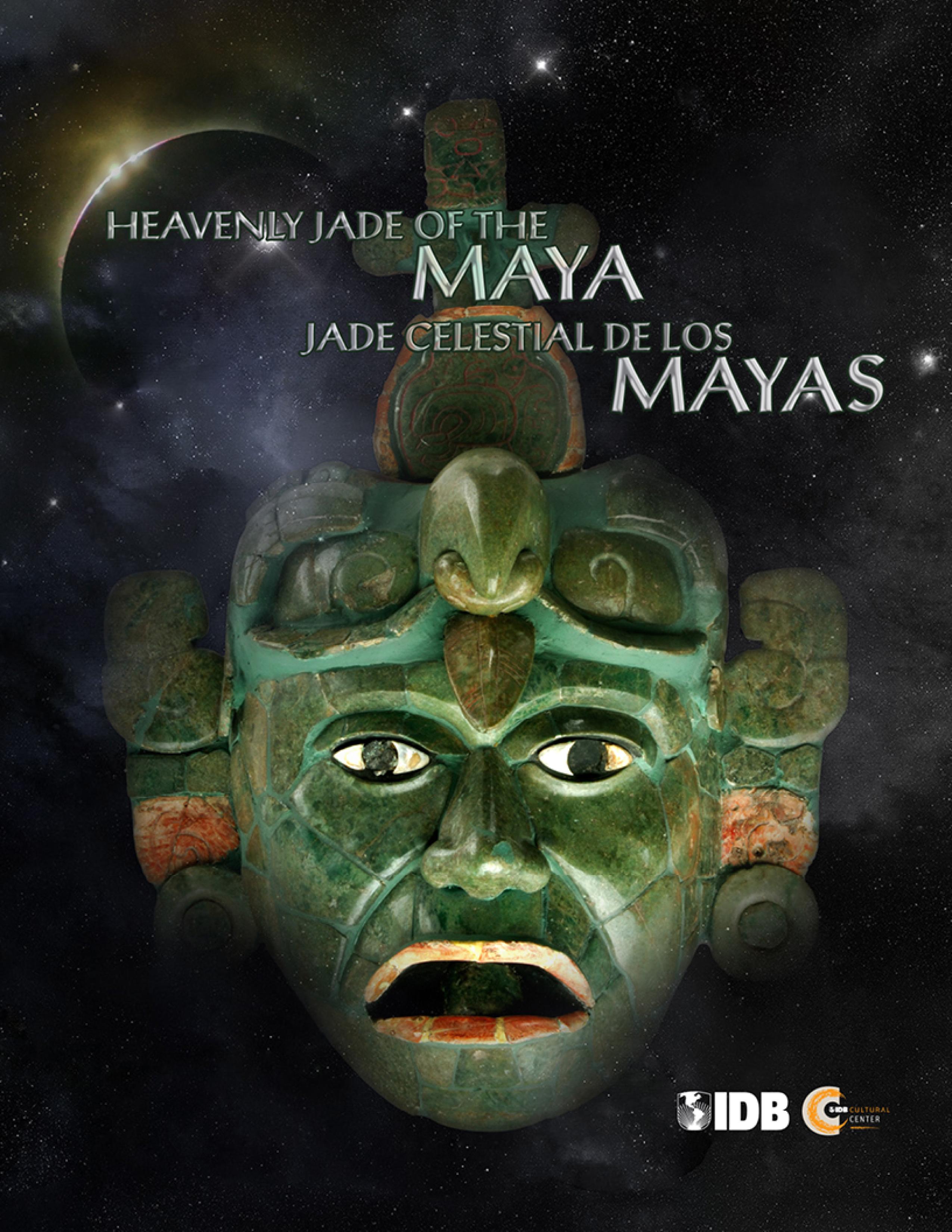 Heavenly Jade of the Maya Poster