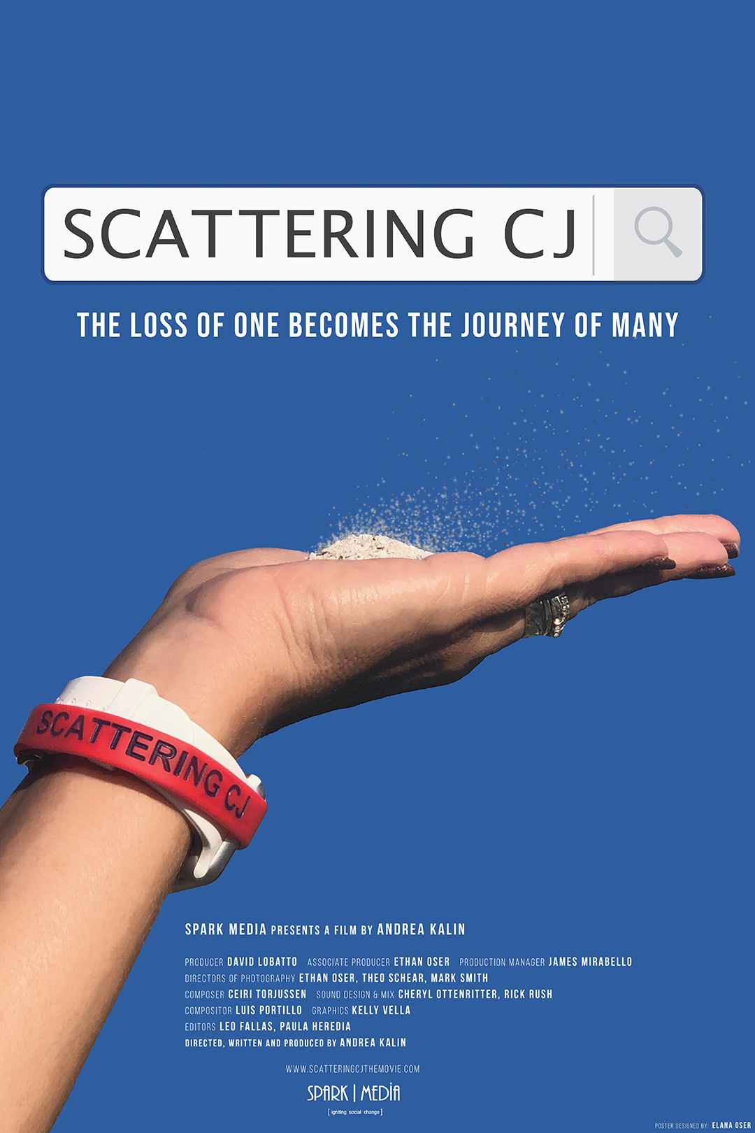 Scattering CJ Poster